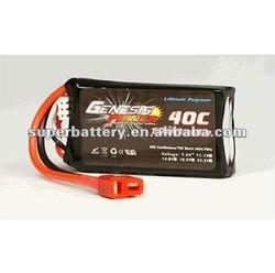 Li ion polymer 2S 7.4V 1000mAh Li-polymer 40C Lithium Polymer RC LiPo rechargeable 7.4v rc helicopter battery