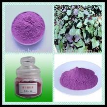 ISO factory supply 100%purple yam extract powder/purple yam powder(powdered) extract/purple yam extract