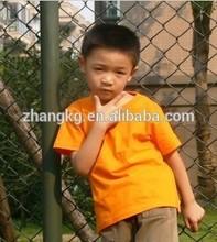 Children blank t shirt summer hot sale,round neck printed children t shirt