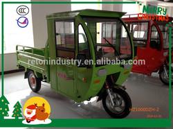 1000w electric cargo tricycle e rickshaw