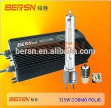 Hot sale BERSN Philips 315w 100v T9 3100k PGZ18 Clear MasterColor CDM-T Elite HID Ballasts
