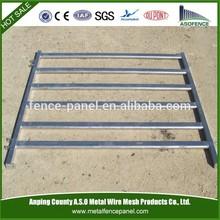 Australia Standard High quality Galvanized portable cattle yard system