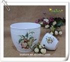 cheap flower plant pot