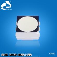High quality lighting sources e27 remote control 5050 rgb dream color 6803 ic le