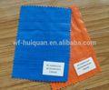 260gsm en plastique UV sunproof treatd bâche toile imperméable bleu pe bâche toile
