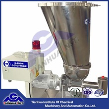 hot sale Single screw loss in weight feeder