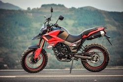 2015 new products Tekken motorcycle.hot in south america