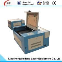 300*400mm high quality desktop laser engraving machine high precision KL-340