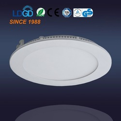 2015 new products LED panel light 18W commercial light lamp zhong shan factory