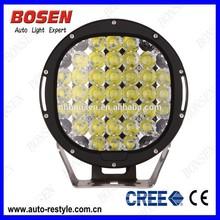185w snow LED working lights black led work light 37pcs led driving light led work light for car