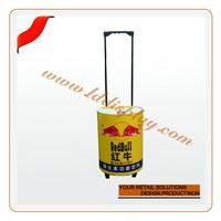Safe Carton Bag Trolley