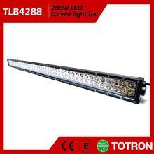 TOTRON Good Quality Dust Proof Cheap Led Light Bar Led Flashing Warning Lightbar