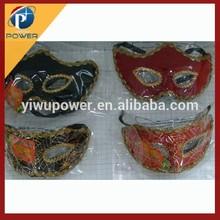 china wholesale masquerade mask, custom carnival mask