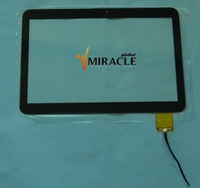 Original 10.1'' inch touch screen for ARCHOS Tablet PC touch panel digitizer F-WGJ10154-V2