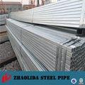 Stm a500 venta caliente hueco tubos de acero cuadrados/tubería