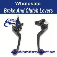 Clutch And Brake Levers XR250/MOTARD CRM250R/AR XR400 MOTARD FMLHD002