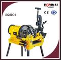 Sq80c1 thread chaser machine pour 3 pipe pouces, bspt/tnp,