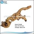 Eb-086 resina decorativa da árvore de raiz fontes do aquário