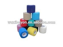 latex-free self adhesive bandage