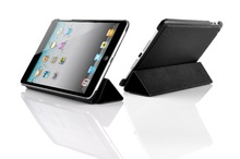 luxury leather case tablet case for ipad mini cover case