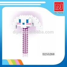 stationery toys ,children theme building block pen 47 pcs D255268