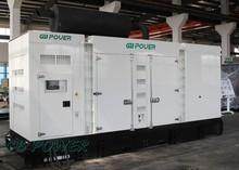 500kVa super silent electric generating set with Perkins Engine