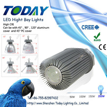 Long Life Time Professional led high bay 200w led high bay / industry light