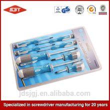 New style promotional newest aluminum case hand tool set