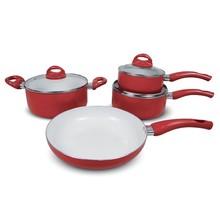 7pcs Ceramic Cookware Set