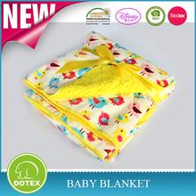 Cute Design Baby Blanket/New Born Baby Blanket/micro plush fleece blanket