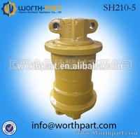 Sumitomo spare parts for excavator sh210-5 bottom roller