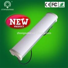 Basement/garage/warehouse used brightness 1.5m 100w led tri-proof light
