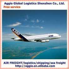 aggio logistics transportation from china to thames port uk
