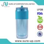 kids personalized plastic thermos mugs,wholesale travel mugs,transparent mug(MPUX)