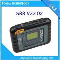 2014 newest style silca SBB Programmer V33.02 transponder car key programmer