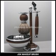 Delicate Wooden Shaving Brush kit ,a shaving gift for men