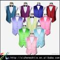 Venta al por mayor diseño de moda para hombre del diseñador capa del chaleco trajes