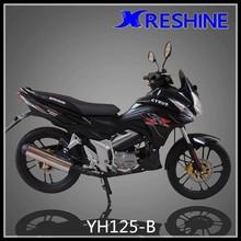 China wholesale black 125cc mini bike racing moto