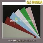 Colored Non Asbestos Decorative Partition Drywall Cladding Fiber Cement Board CRC Heat Insulation Non Asbestos Colorful Floor