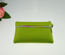 fashion nature zipper wallets