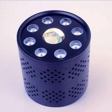 HISEA A1 wholesale coral reef programmable led aquarium lighting