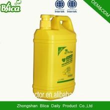 lemon concentrate dishwashing liquid detergent