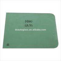 Side Window Glass for HYUNDAI GRACE H100 VAN (MITSUBISHI L300 VAN)87-