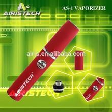 Airistech AS-1 vaporizer pen with wax atomizer, high quality wax vaporizer pen