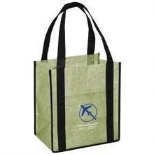 TDC Exhibitor,D&B checked and BV verified Customized nonwoven wine bottle carry bag