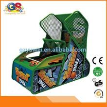 cheap street ball game machine basketball arcade electric game machine