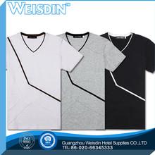 wholesale fabric long sleeve basketball tshirt