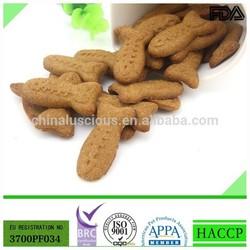 Natural Bulk Fish Taste Biscuit Wholesale Dog Treat