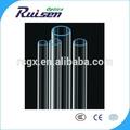 tubo de vidrio borosilicato