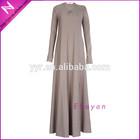 best selling cotton Jersey model abaya in dubai